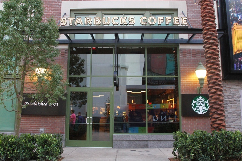 Starbucks at The Linq