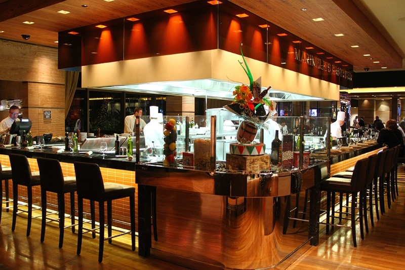 M Resort Opens Delicious New Casual Italian Restaurant Marinelli S