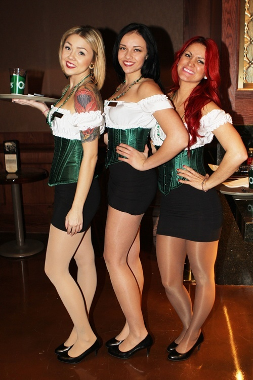 O'Sheas waitresses