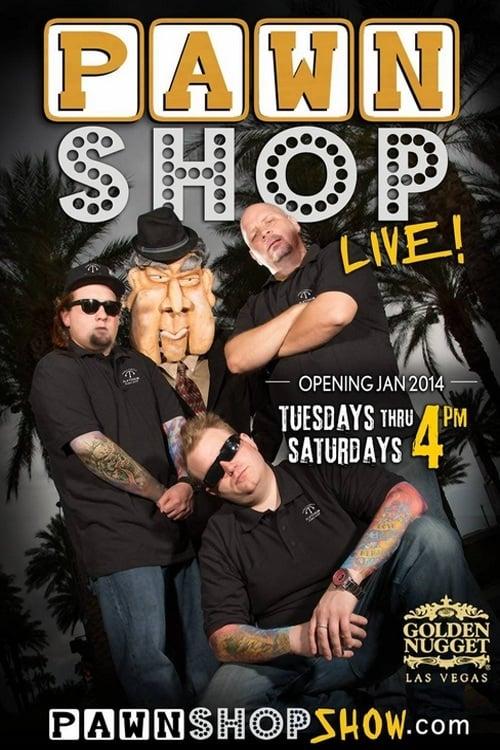 Pawn Shop Live