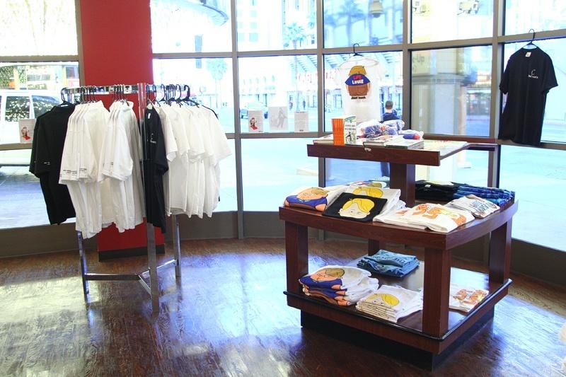 Plaza gift shop