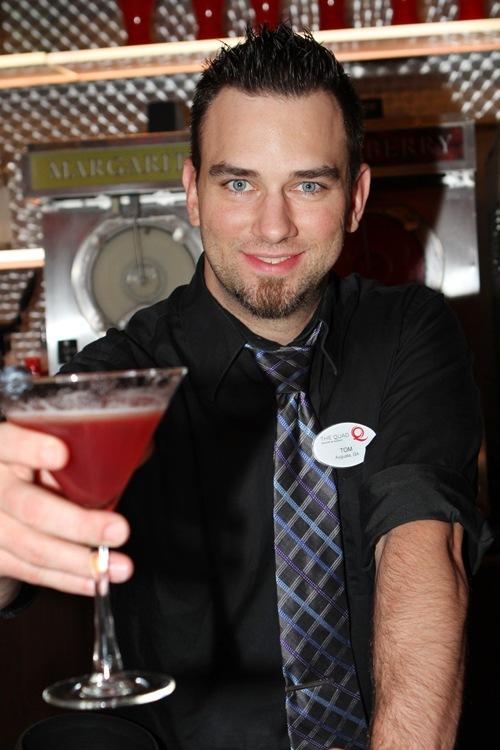 Tom the bartender