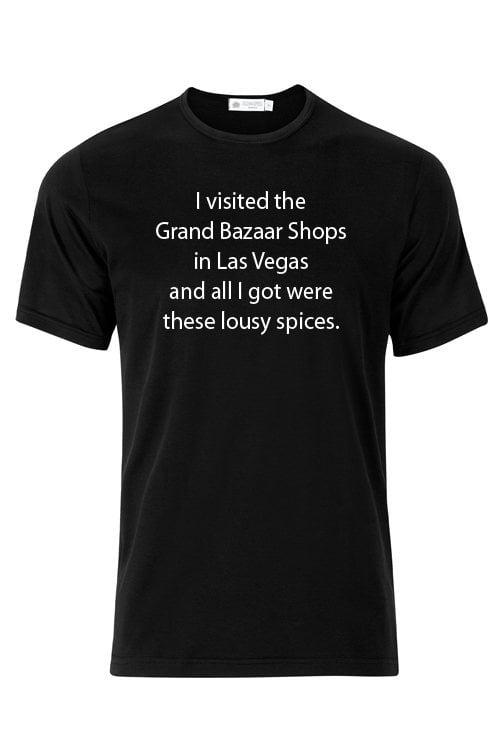 Grand Bazaar tee