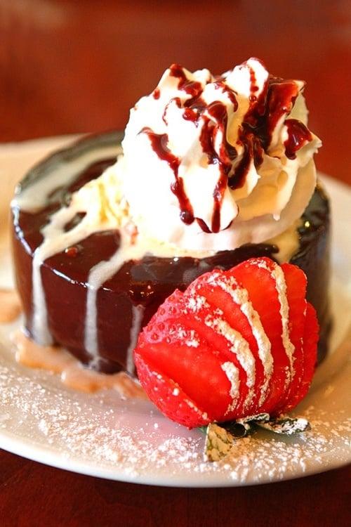 Triple George dessert