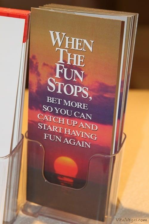 Fun stops