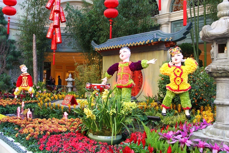 Chinese New Year Las Vegas