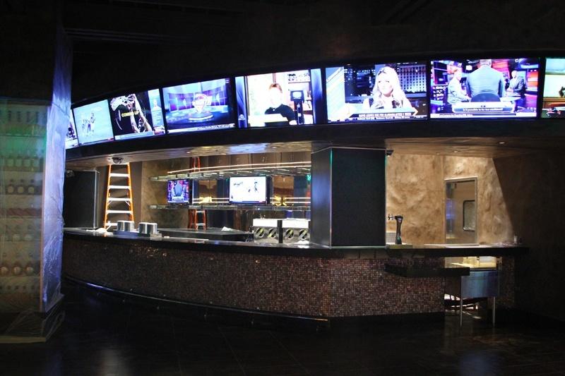 Cadillac tequila bar