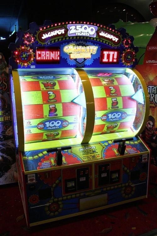 Casino arcade game