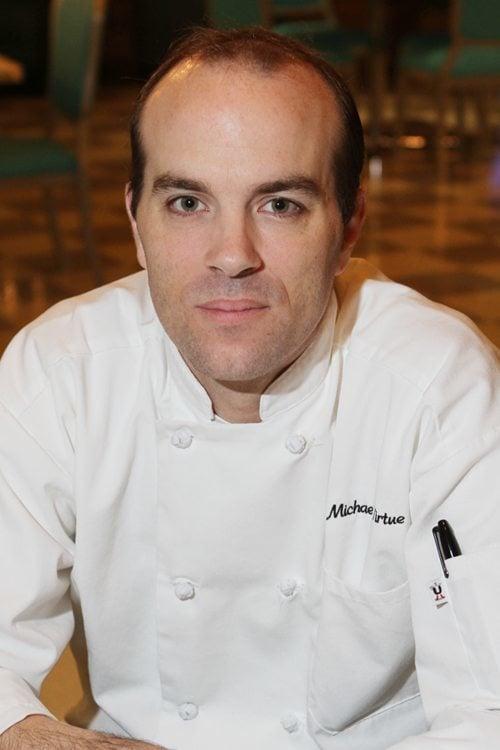 Chef Michael Virtue