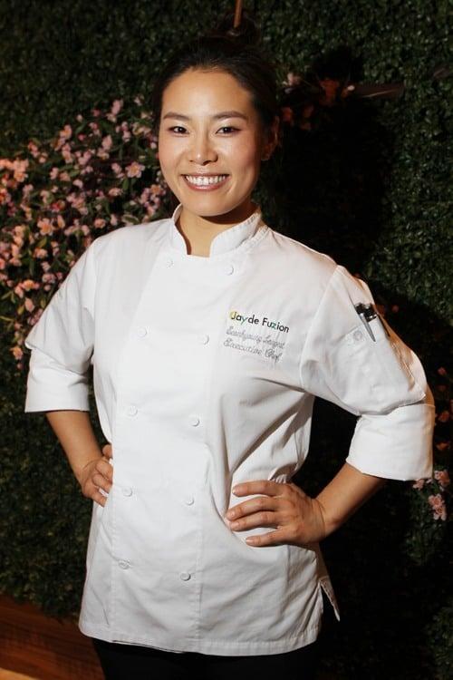 Chef Seonkyoung Longest