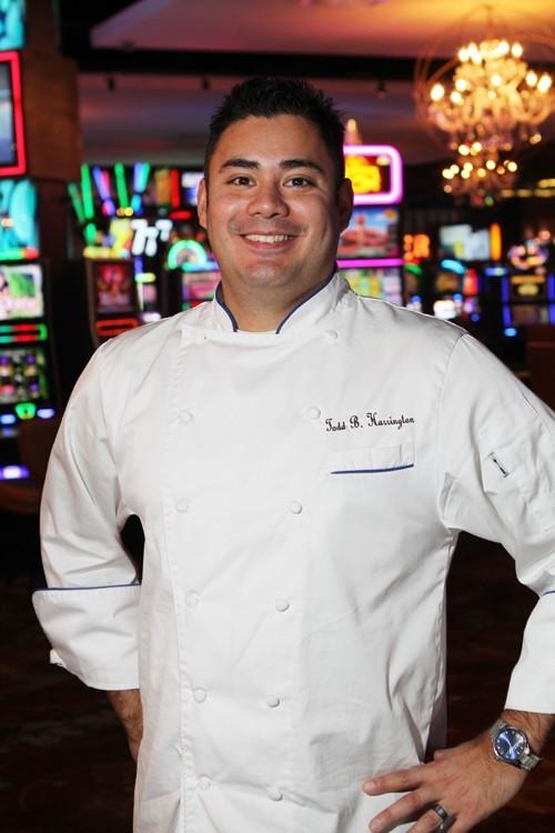 Chef Todd Harrington