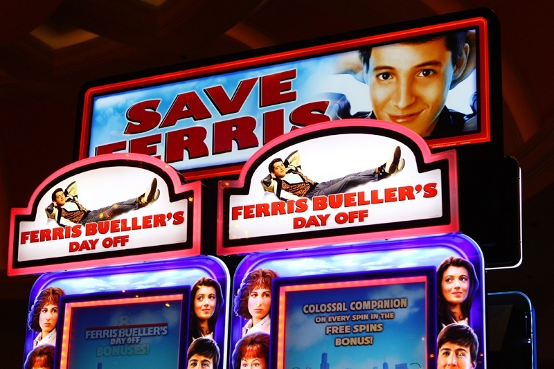 Ferris Day off slot