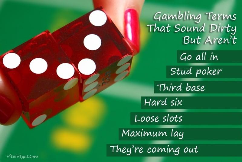Gambling Terminology