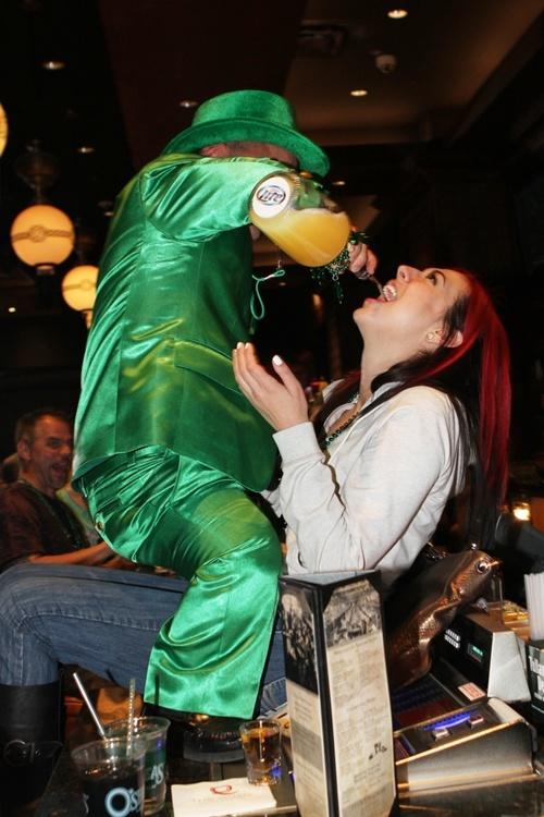 Vegas Casino Lucky The Leprechaun