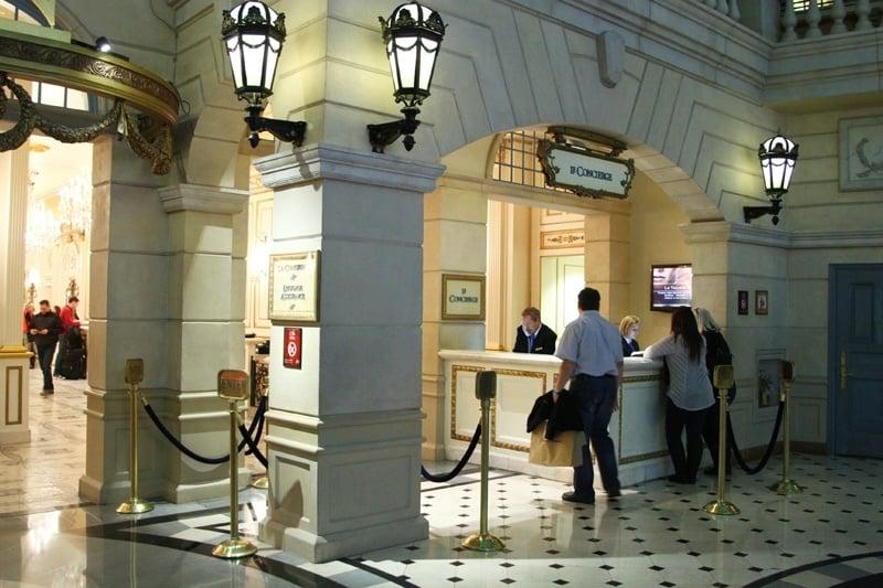 Paris concierge