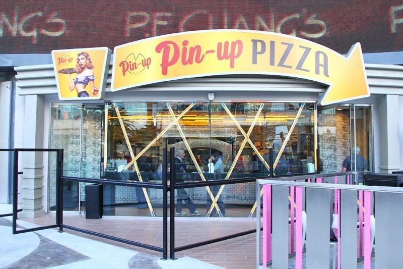 Pin-Up Pizza Las Vegas
