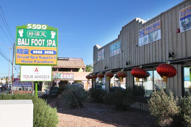 Bali Foot Spa Las Vegas