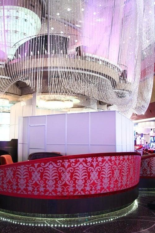 Chandelier Lounge