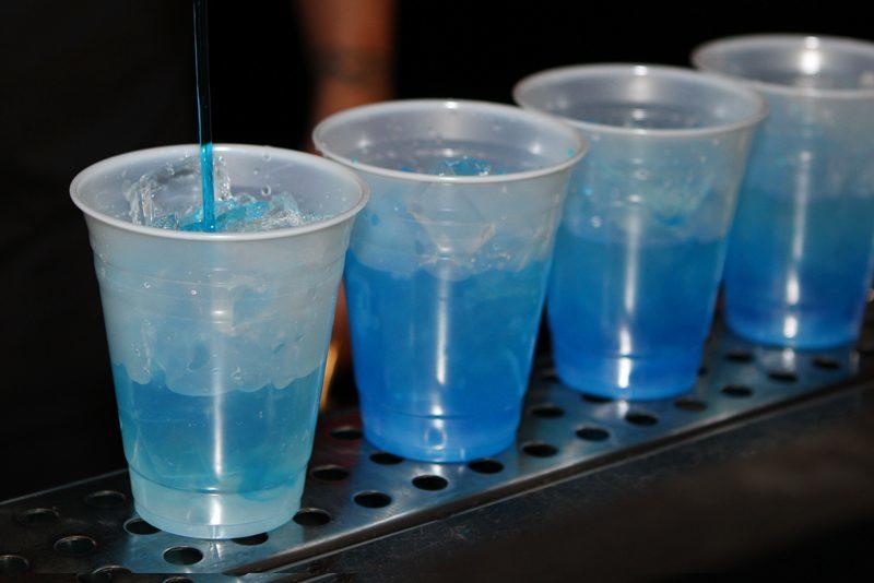 The D cocktails