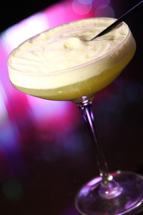 Drop Trop cocktail