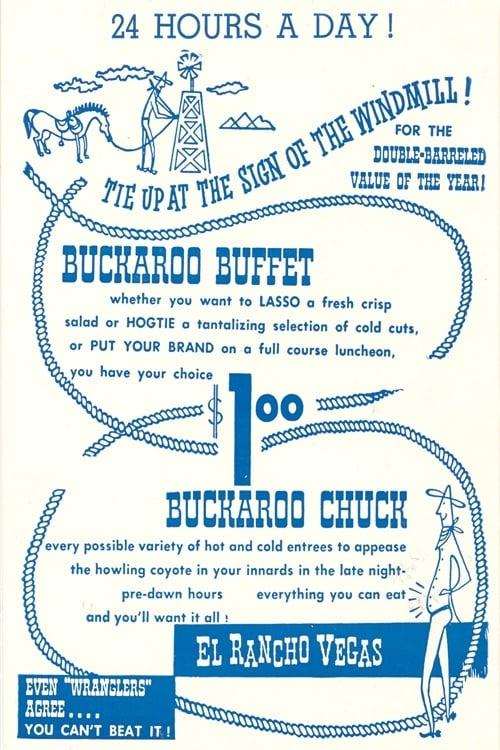 El Rancho buffet