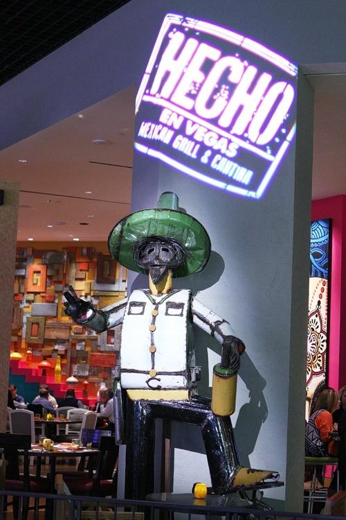 Hecho en Vegas MGM Grand