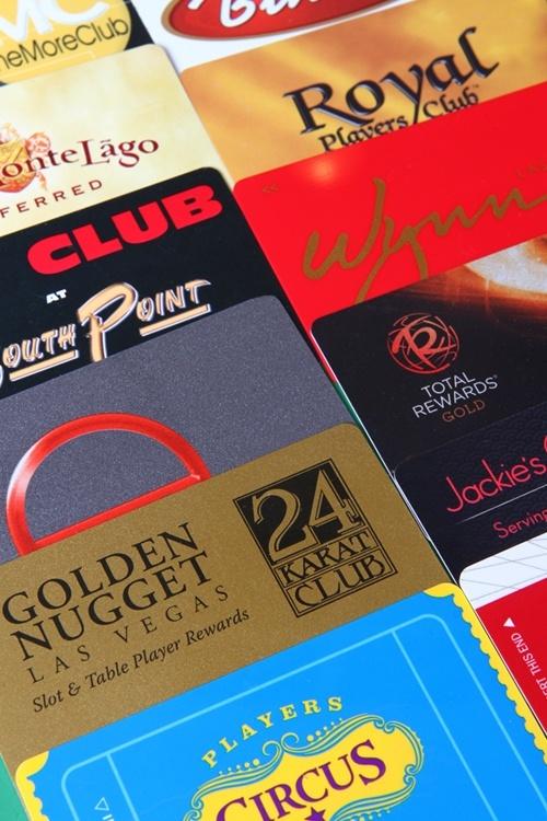 Loyalty club cards
