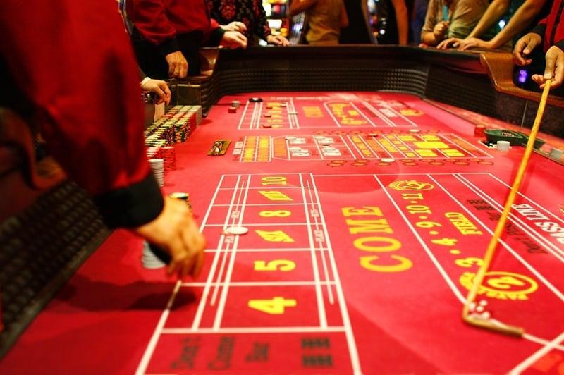 Craps blackjack odds