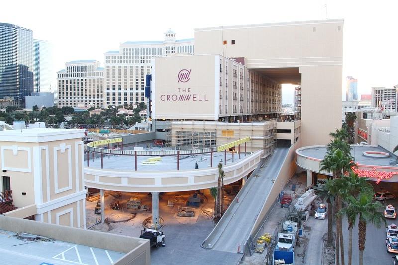 Cromwell Las Vegas New Rooms