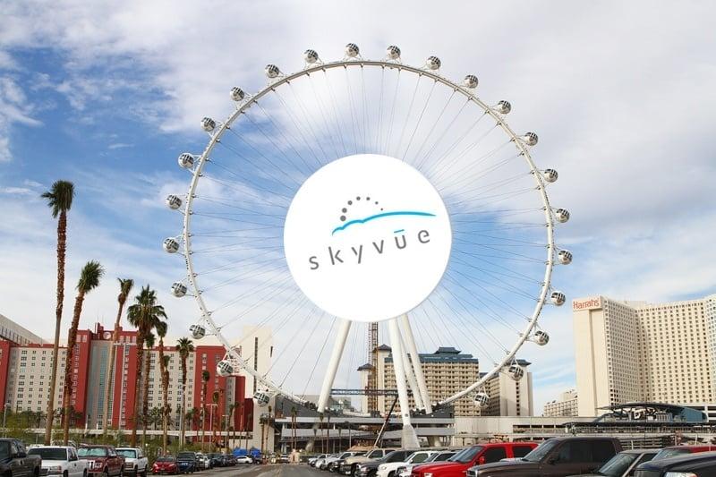 SkyVue High Roller wheel