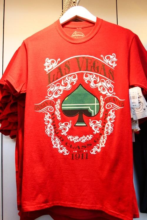 Vegas Felt T-shirt