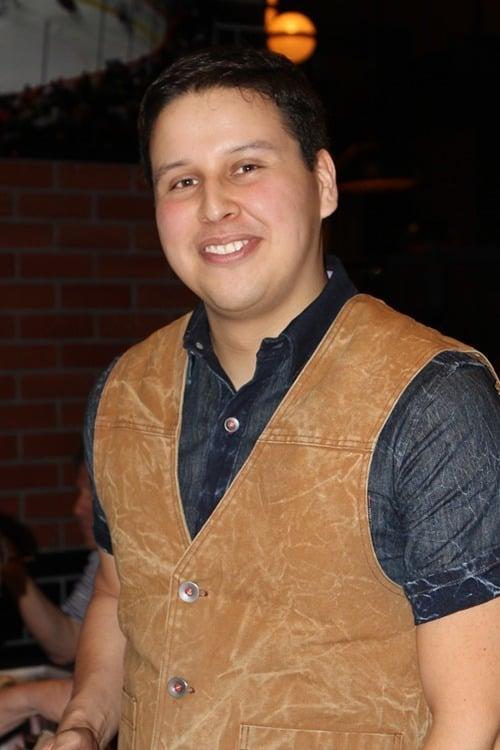 Guy Fieri waiter