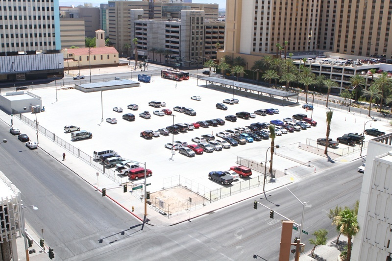 Downtown Las Vegas Events Center