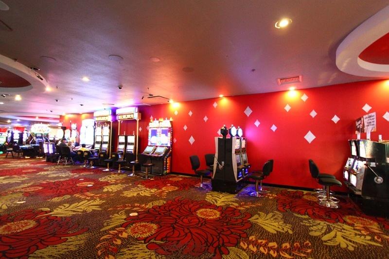 casino wall