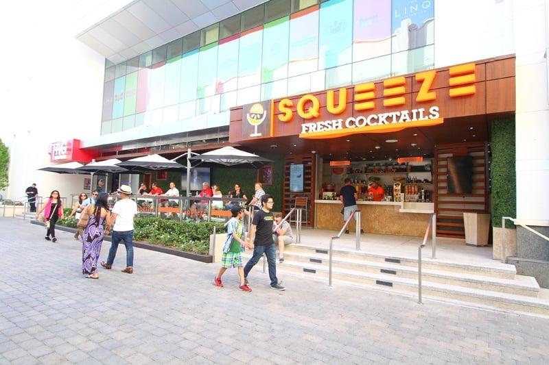 Squeeze Las Vegas