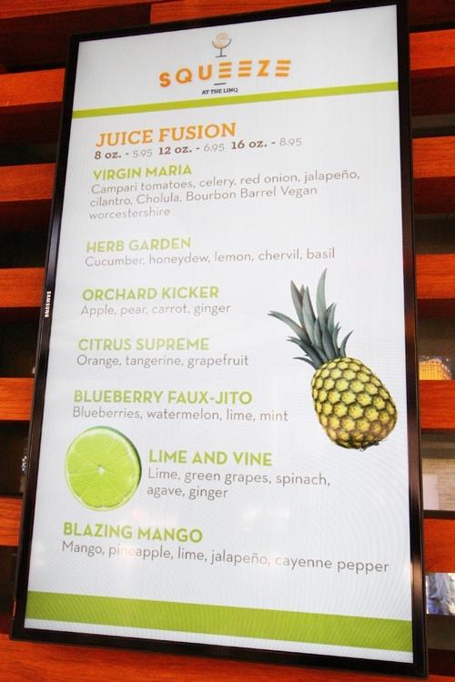 Squeeze Juice Bar