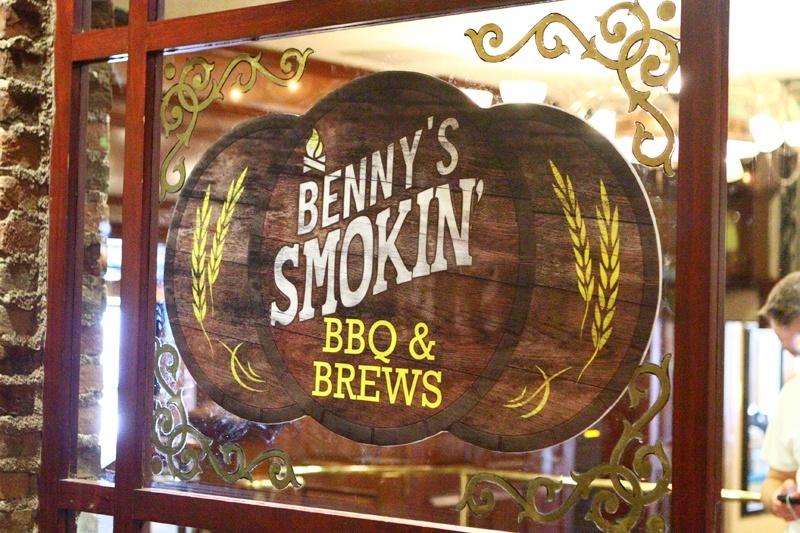 Benny's Smokin' BBQ & Brews
