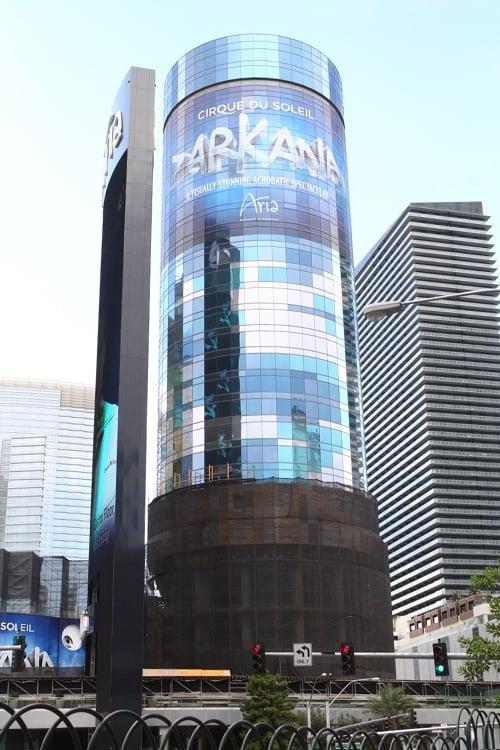 Harmon tower