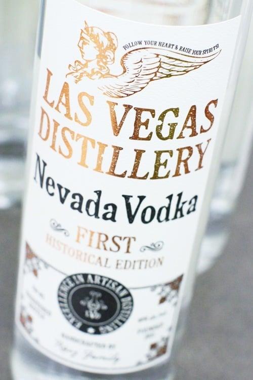 Nevada vodka