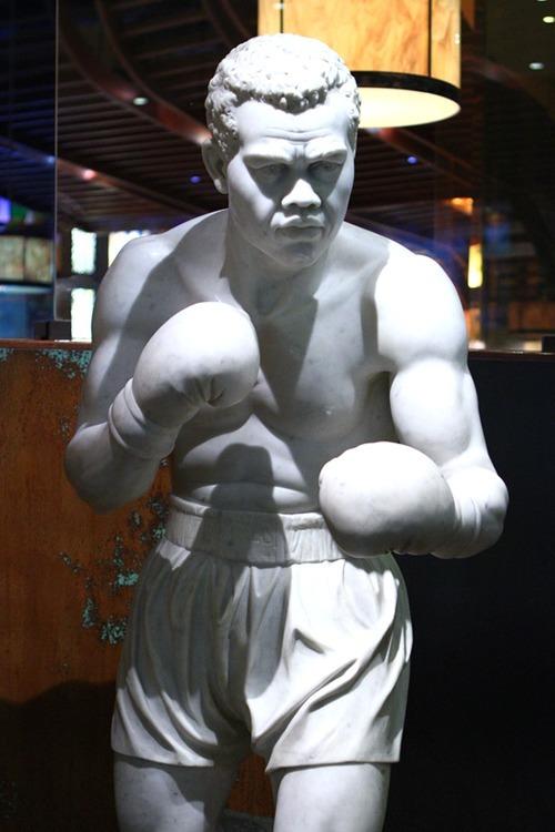 Joe Louis statue