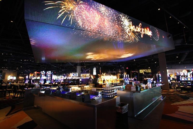 SLS Center Bar