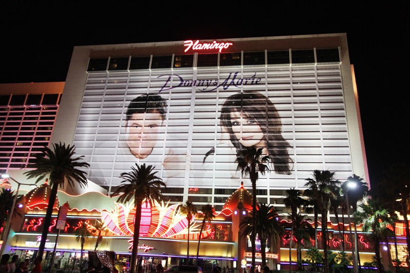 Donny Marie feud