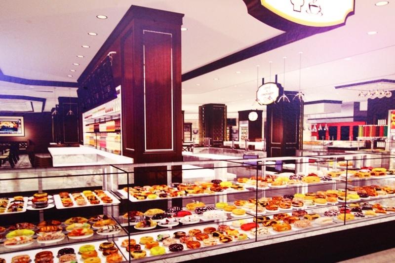 Harrah's Fulton Street Food Hall