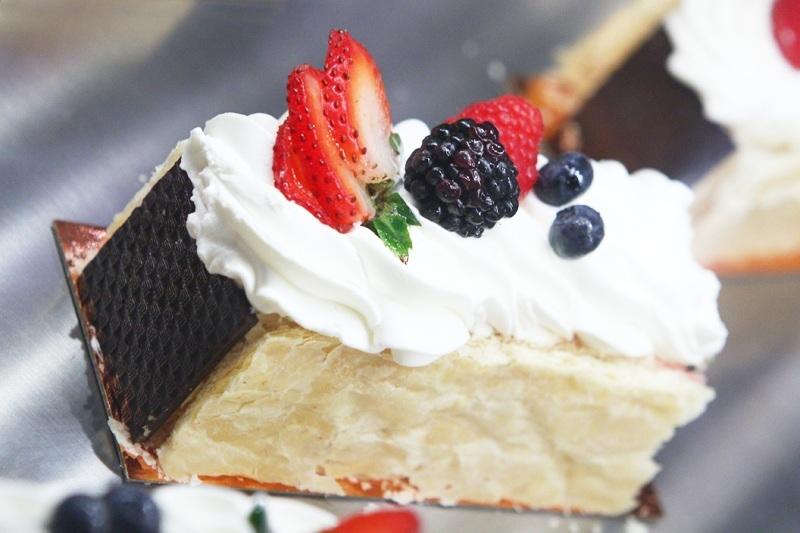 Fulton Street Food Hall dessert