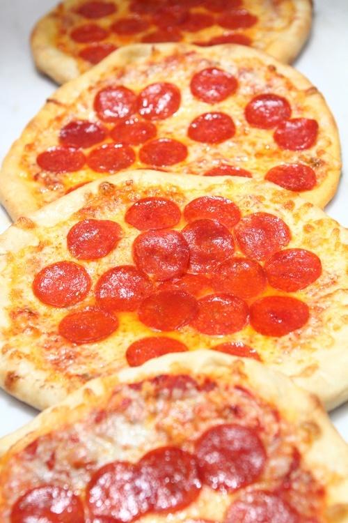 Fulton Street pizza