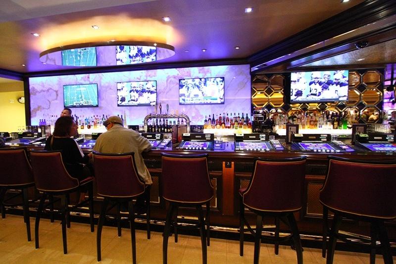 Harrah's Las Vegas bar
