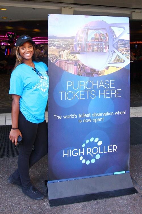 High Roller tickets