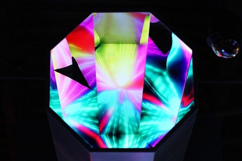 SLS kaleidoscope