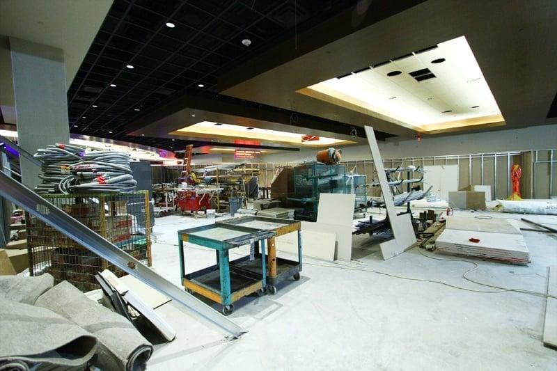 Quad center bar