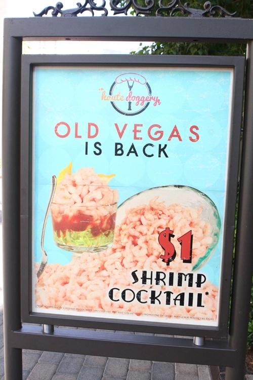 Haute Doggery shrimp scam